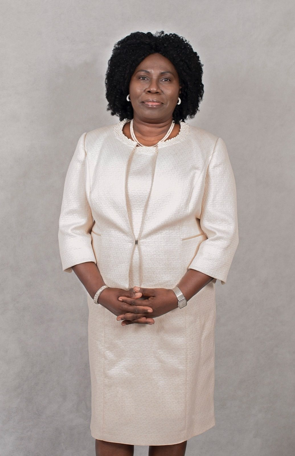 Pastor Helen Ajimati